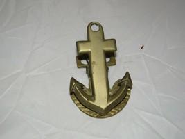 Vintage Anchor clip paper holder - $28.19