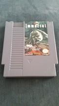 The Immortal (Nintendo Entertainment System, 1990) NES - $9.95