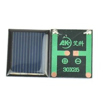 Aiyima 10Pcs Mini Solar Panels 1V 80mA 30*25MM Solar Cells For DIY Scien... - $8.32