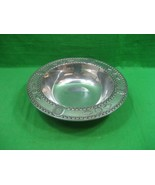 "Wilton Armetale 10.5"" Vegetable-Salad Pewter Serving Bowl - $18.66"