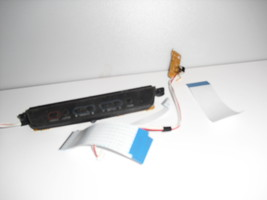 keyboard  and  ir  sensor   for  sylvania  6620  Lct - $3.99