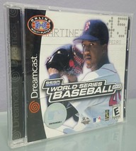 N) World Series Baseball 2K2 (Sega Dreamcast, 2001) MLB Baseball Video Game - $4.94