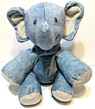 Baby Gund Playful Pals Blue Elephant Floppy Ears Stuffed Animal Plush 40... - $17.55