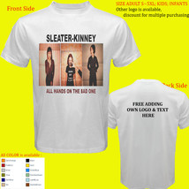 Sleater-Kinney 8 Concert Album Shirt Size Adult S-5XL Kids Baby's  - $20.00+