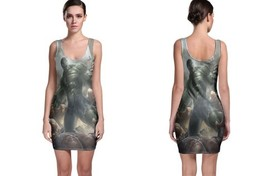 hulk in war image Bodycon Dress - $21.99+