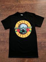 Guns N Roses Classic Logo Black T-Shirt - $12.99