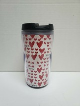 Starbucks 2005 Plastic Heart Tumbler - $9.89