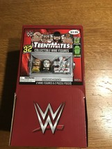 Party Animal Teenymates WWE Series Gravity  Box Container (32 Pack)- Brand New