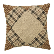 "Barrington Pillow - 10""x10"" - VHC Brands - Country Farmhouse Style"