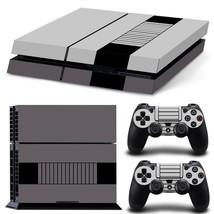 PS4 ORIGINAL - Nintendo Retro - Vinyl Skin + 2 Controller Skins [0023] - $15.85