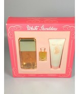 White Shoulders Perfume gift set of 3 Birthday Mothers day gift for her - $49.99