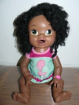 "Baby Alive Talking and Pooping Girl Doll 14"" - $22.83"