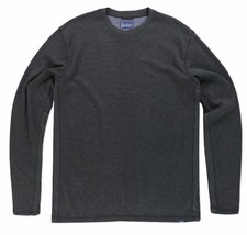 O'Neill JEFFERIES Mens Long Sleeve Sweater Size Medium Dark Charcoal NEW  - $65.00