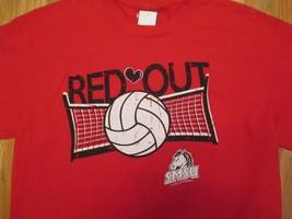 SMSU Minnesota MN state University Red out  Volleyball T Shirt Size XL - $10.99