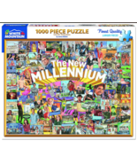 White Mountain The New Millennium - 1000 Piece Jigsaw Puzzle - $19.99