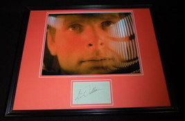 Keir Dullea Signed Framed 16x20 Photo Display 2001 Space Odyssey - $93.14
