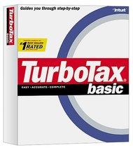 TurboTax Basic 2002 - $39.59