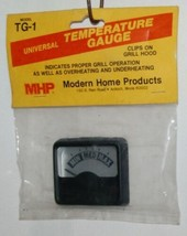 MHP TG1 Clip On Universal Temperature Gauge Color Black image 1