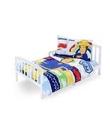 3-Piece Fireman Sam Toddler 100% Cotton Bedding Set - $83.60
