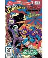 DC Comics Presents Comic Book #72 Superman DC Comics 1984 VERY FINE/NEAR... - $4.99