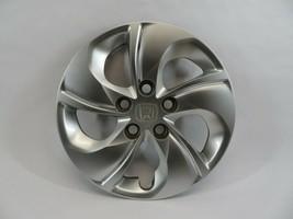 "#11070 Honda Civic 13 14 15 2015 Oem 15"" Center Wheel Cover Piece Hubcap Hub Cap - $30.00"