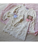 Juicy Couture Baby 2 Piece Ruffle Dress Set Angel 18-24 months - $44.54