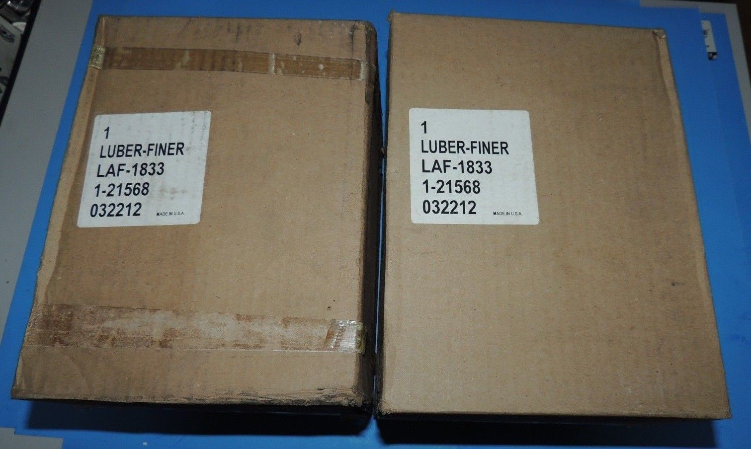 Luber-finer LAF1833 Heavy Duty Air Filter
