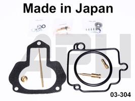 Carburetor Repair Kit JAPAN 1989-1992 Yamaha 350 Big Bear Carb Rebuild 0... - $24.72