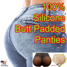 Waist trainer GD Silicone Buttocks Pads Butt Girdle Panty Enhancer body Shaper - $18.99