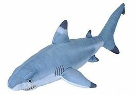 Wild Republic Black Tipped Shark Plush, Stuffed Animal, Plush Toy, Gifts... - $20.15