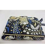 Vera Bradley Ellie Blue Snappy Wallet   Elephants - $16.82