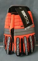 BDG 20-1-10685-M Excavator Performance Glove Medium, Orange - $14.70