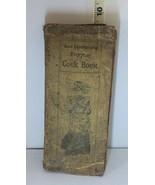 the Ohio farmer good housekeeping everyday, CookBook  1909, Vintage Lots use yet - $74.25