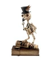 "Bethany Lowe Designs Halloween ""Grimoire Owl"" TD5036 - $96.99"