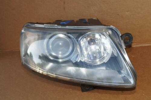 05-08 Audi A6 Xenon HID Headlight Head Light Lamp w/ AFS Passenger Right RH