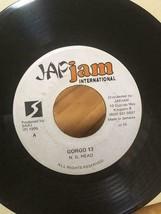 Reggae Record 7 Inch Ng Head Gorgo13 Jap Jam - $99.19