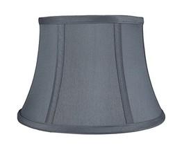Urbanest Softback 7-inch by 10-inch by 7-inch Faux Silk Bell Lamp Shade,... - $41.99
