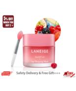 [Laneige] Lip Sleeping Mask Berry 20g Smooth Elastic Night Time Care KBe... - $17.98