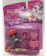 Mia* Kitty Club * 2016 Whatnot Toys Single Figurine & Accessories Pack - $8.86