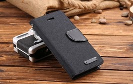 PU Leather Wallet Cases Cover For iPhone(s) Samsung Galaxy (S)  - $11.92