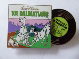 Disney Trading Pins  133104 Vintage Vinyl - Pin of the Month - 101 Dalma... - $42.08