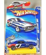 2010 Hot Wheels Walmart w/Keychain #179 Muscle Mania 1/10 AMC JAVELIN AM... - $13.25