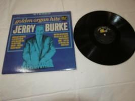 Golden Organ Hits Jerry Burke Dot Records DLP-25541 Sterophonic LP Album... - $16.05