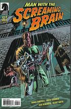 Man With The Screaming Brain #4 (2005) *Dark Horse Comics / Bruce Campbell* - $3.00