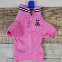 Max's Closet Dog Shirt Pink Size XS  DT16 - $6.43