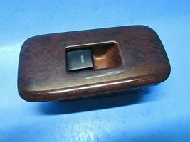 Maxima 98-99 I30 97-99 passenger REAR right Window Switch wood Trim OEM ... - $21.55