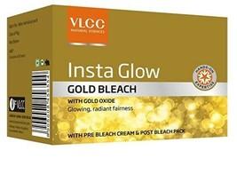 VLCC Natural Sciences Insta Glow Gold Bleach, 402g - $28.60