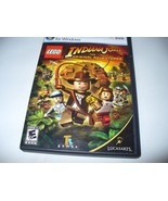 Lego Indiana Jones The Original Adventures Computer Game DVD Rated Every... - $2.31