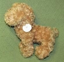 Manhattan Toy Pooch Party Goldie Golden Doodle Puppy Dog Plush Stuffed Animal - $29.70