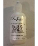Shea Moisture Overnight Hydration Glowing Sleep Mask w Coconut Oil 3.2 oz - $13.76
